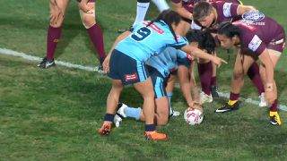 Game 1 Post-Match: Women's State Of Origin