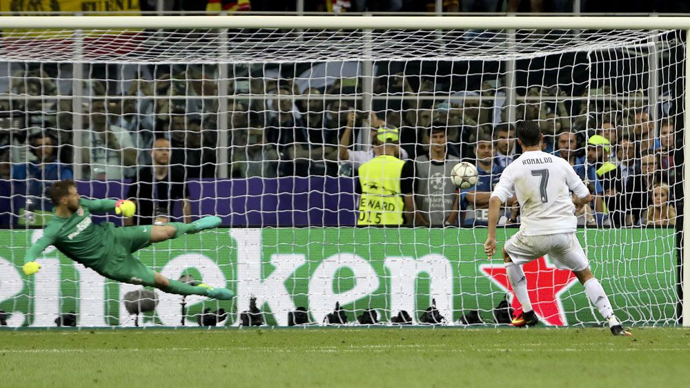 Real Madrid win Champions League