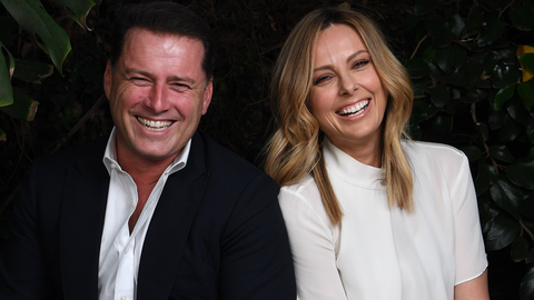 The new-look Today team, hosted by Karl Stefanovic and Allison Langdon, will be on air from Monday, January 6.