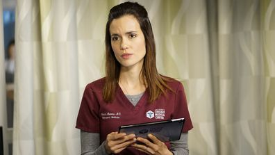 Natalie from Chicago Med 9Now