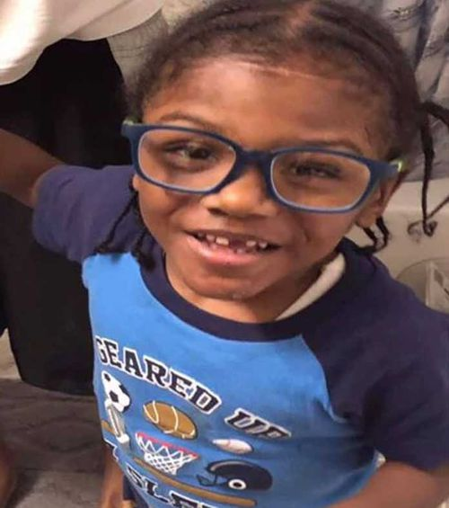 Malachi Lawson died of burns after being placed in a scalding hot bath.