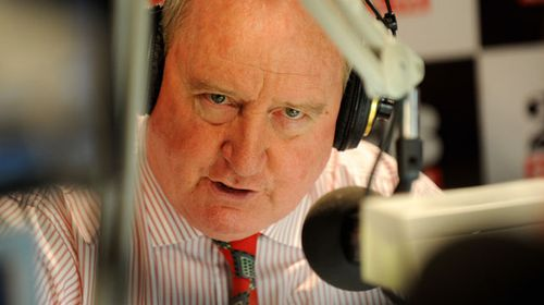 Alan Jones. (AAP)