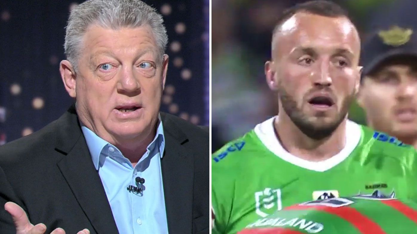 'There is no one who plays the game without accepting the risk': Phil Gould blasts NRL over 'hysteric' HIA protocol