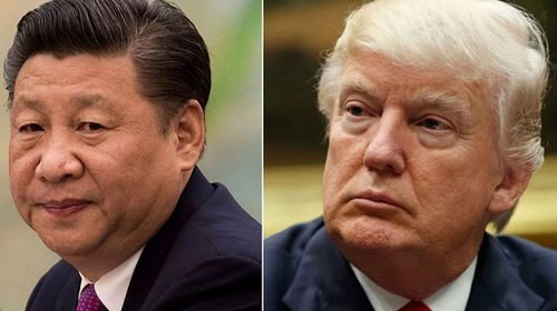 Xi urges trade links in meeting with Trump