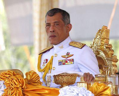 King Maha Vajiralongkorn of Thailand