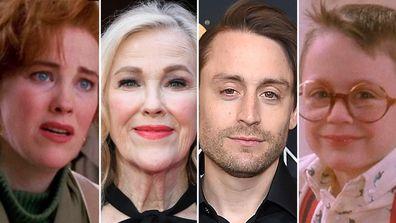 Home Alone cast.