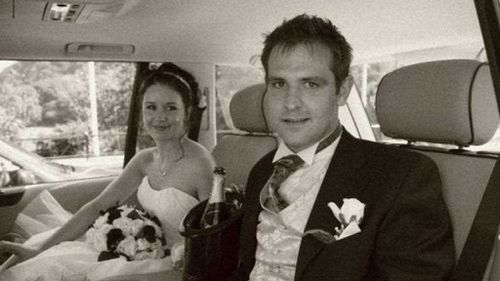 Jill and Tom Meagher. (AAP)