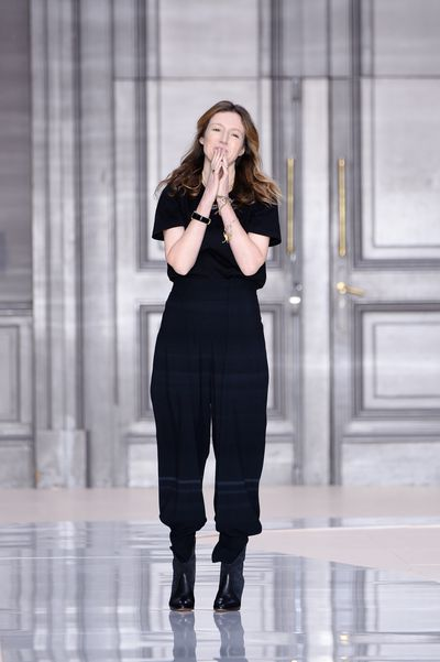 <p>Clare Waight-Keller, Chloe, autumn/winter '17</p> <p><strong>The look:</strong> I dream of Chloe</p>