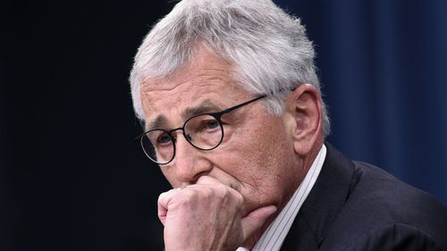 Chuck Hagel forced to step down as US defence secretary