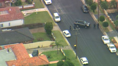 UPDATE: Riot Squad raids homes in Sydney's west following Downing Centre operation