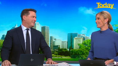 When asked about the fight, Stefanovic quickly changed his tune.