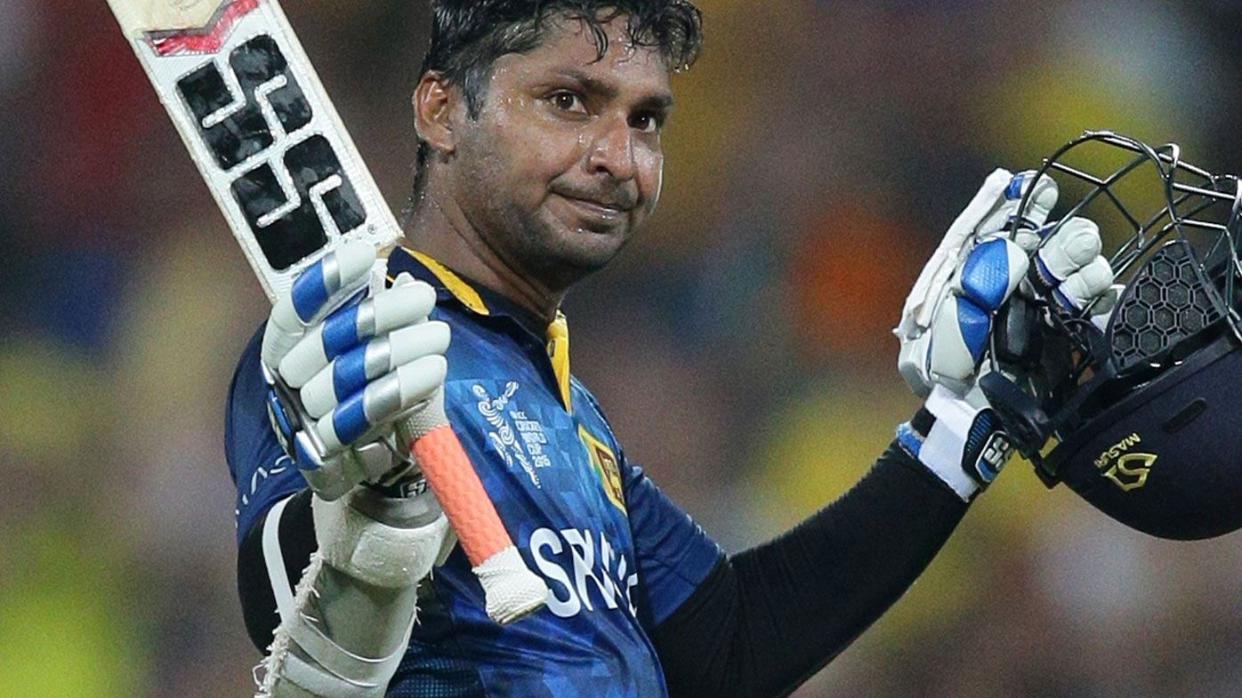 Kumar Sangakkara will become the first non-Brit to hold the position of president of the MCC.