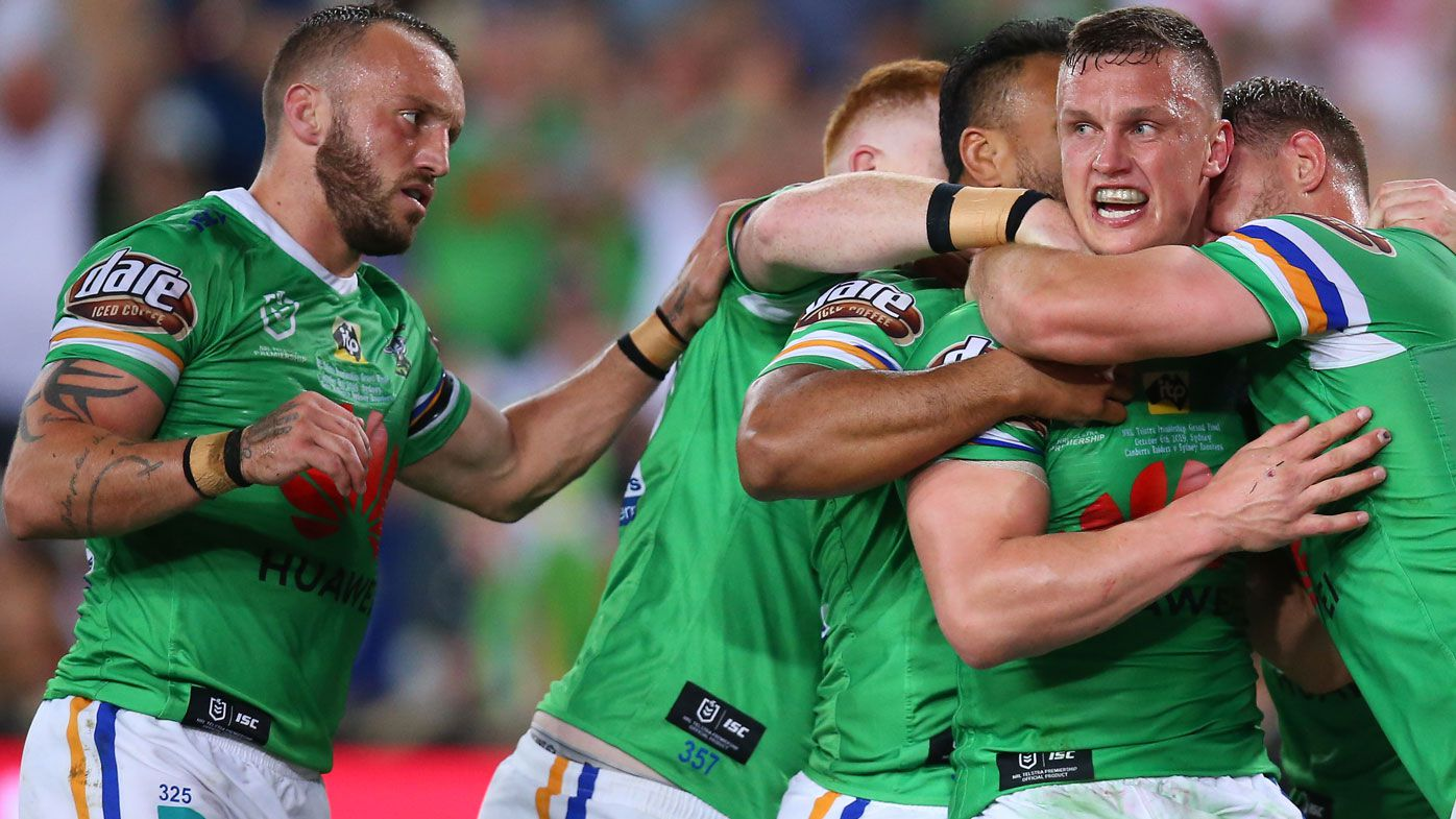 Nrl News Canberra Raiders Ruthless Team Change For 2020 Peter Sterling