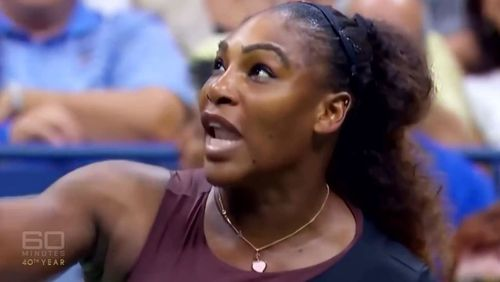 Serena Williams' US Open meltdown divided tennis fans.