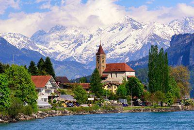 <strong>3. Switzerland&nbsp;</strong>