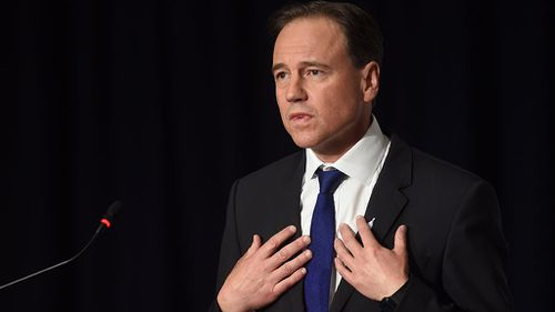 Industry Minister Greg Hunt accused of charging taxpayers $20k for family holidays