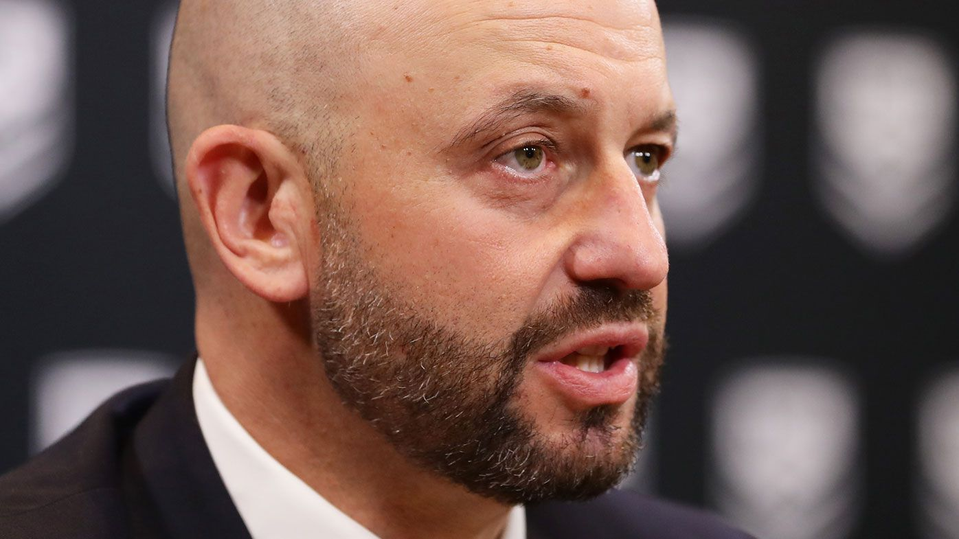 NRL chief executive Todd Greenberg to take leave without pay amid coronavirus crisis