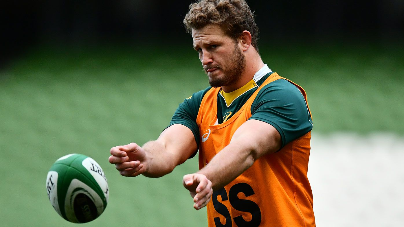 Wallabies James Slipper fined and banned over positive drugs test