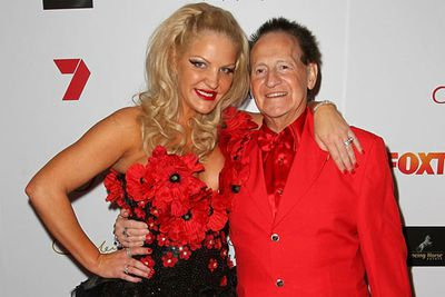 2012: The show follows the extravagant life of 29-year-old Brynne Edelsten, the wife of multi-millionaire Geoffrey Edelsten, 69. <br/><br/>The biggest bombshell of the series (besides Brynne herself) was an alleged affair between Geoffrey and a woman he met on the internet.