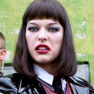 Milla Jovovich as Katinka Ingabogovinana: Then