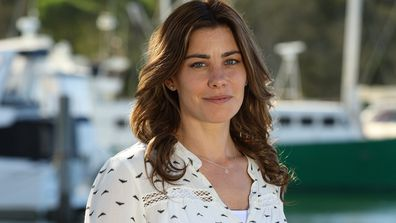 Brooke Satchwell stars in Seachange on Nine.