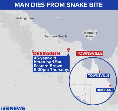 The home was in the Townsville suburb of Deeragun.