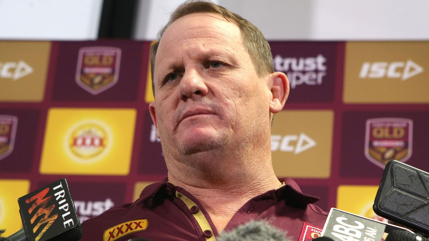 NRL: Kevin Walters has not given up on Brisbane Broncos top job