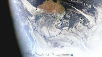 Antarctic blob headed for NSW