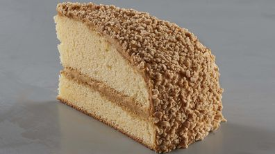 Golden Gaytime x Green's crumb cake is here