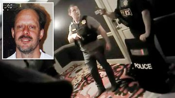The brother of Vegas gunman Stephen Paddock has told police he believed his brother was mentally ill and suffering from paranoid delusions. Picture: AP