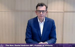 As it happened, August 25: Daniel Andrews fronts hotel quarantine inquiry, apologises for bungle; Four new cases in NSW; GDP down seven per cent in a single quarter; Victoria records 14 new cases, eight deaths