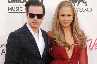 "After Casper Smart allegedly cheated on Jennifer Lopez with a ""transexual model"" earlier this year, she tossed his butt to the block.<br/><br/>Unfortunately, the pair have since been spotted together... probably because JLo's one of the hottest women of all the land, and Casper's clearly punching above his weight.  <br/>"