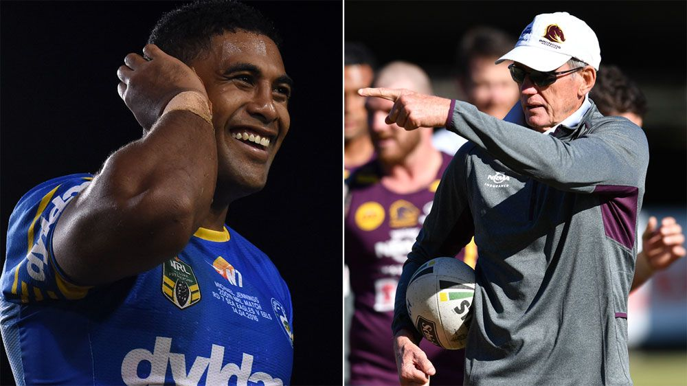 Brisbane Broncos coach Wayne Bennett labels Michael Jennings' comments 'cheap'