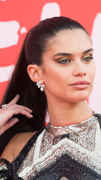 Sara Sampaio at Fashion Relief, Cannes