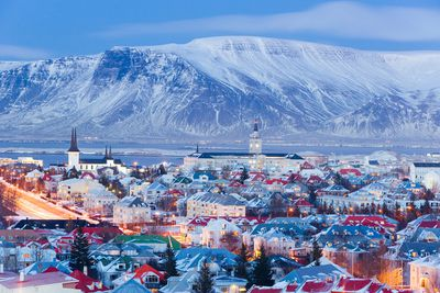 <strong>12. Reykjavik:&nbsp;The best for the Northern Lights</strong>