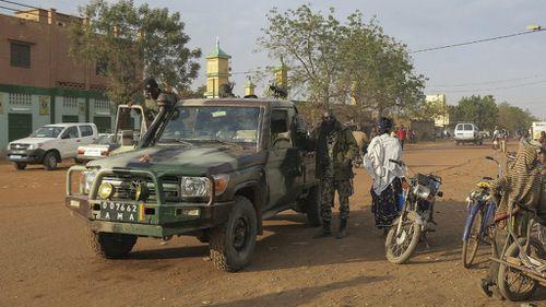 Seven dead after gunmen storm Mali hotel taking hostages