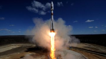Mystery Russian satellite triggers US concern