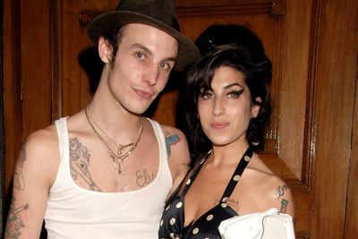 Amy married Blake Fielder-Civil in May 2007 in a secret ceremony in Florida. Six months later he was arrested - accused of inflicting grievous bodily harm after a fight with a pub landlord.