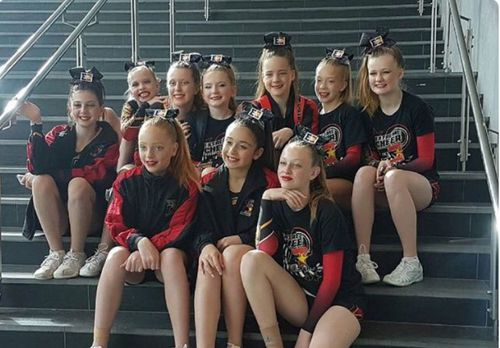 The squad will jet off to Orlando to compete at The Summit All Star Cheerleading Championships. (Extreme Cheer Allstars)