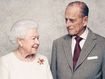 New portrait marks Queen and Philip's 70th anniversary