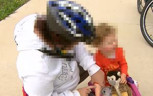 Mother shares terrifying moment when a man attempted to snatch her toddler in Melbourne's outer-west
