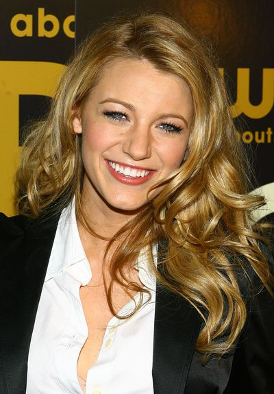 <p><em>Gossip Girl's </em>queen-bee Serena Van Der Woodsen played by Blake Lively, may have had never-ending on- screen woes in 2007 but her perfectly-tousled locks were never out of sorts.</p>