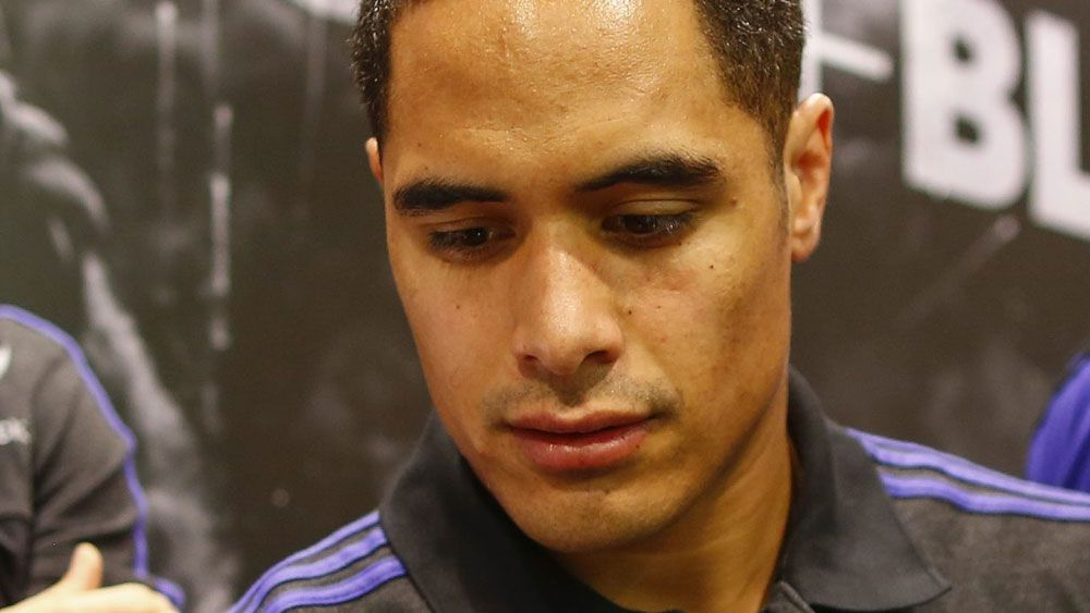 Aaron Smith sex affair: Did the All Blacks half lie to his team and coach about toilet tryst?