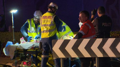 Both women remain at Liverpool Hospital in a stable condition. (9NEWS)