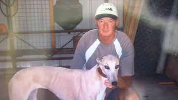 Greyhound trainer John Burrows, 58.