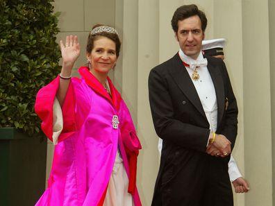 Spanish royals tiaras