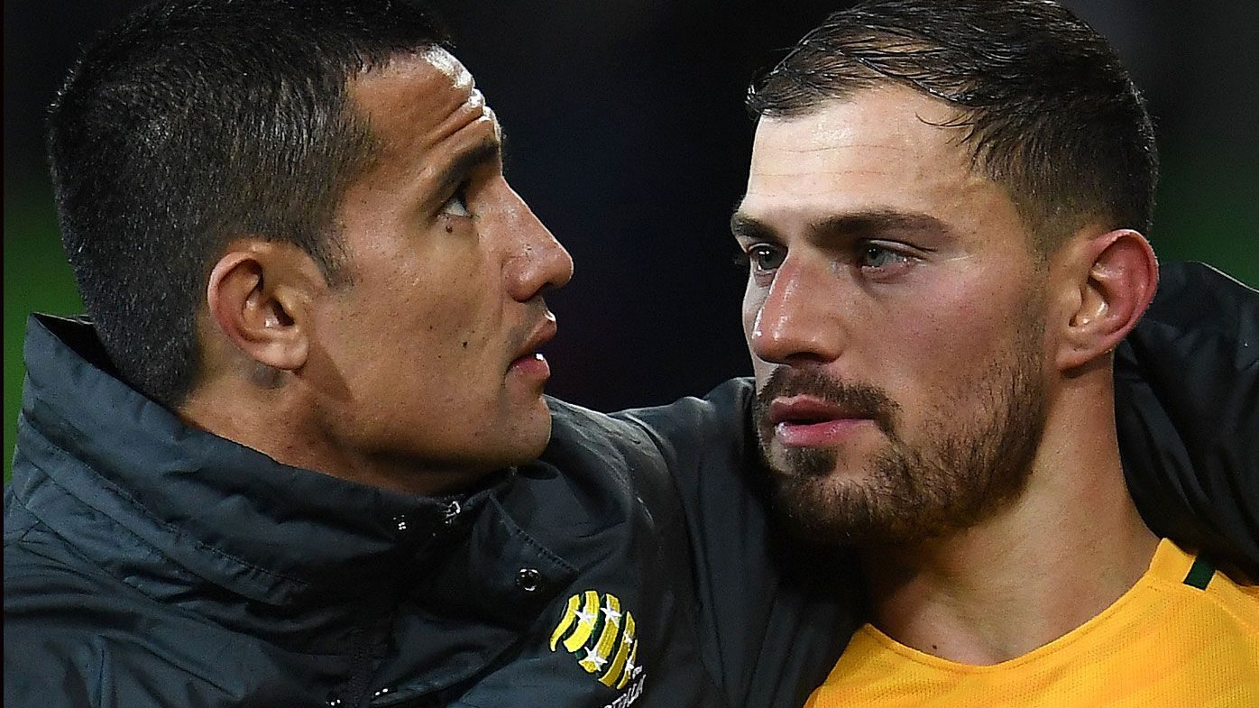 'I should be there': Melbourne Victory star James Troisi slams Socceroos selection