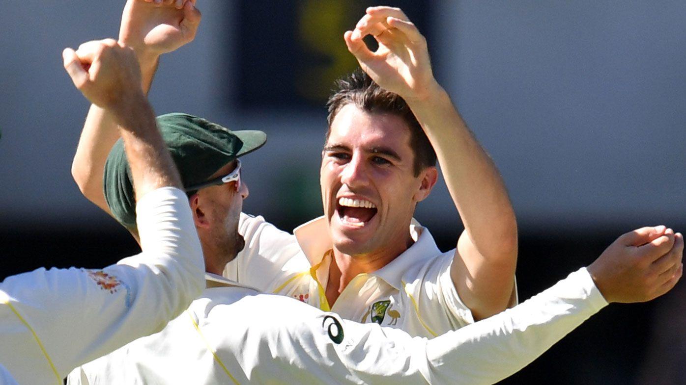 Pat Cummins becomes No.1 ranked Test bowler, first Aussie since Glenn McGrath