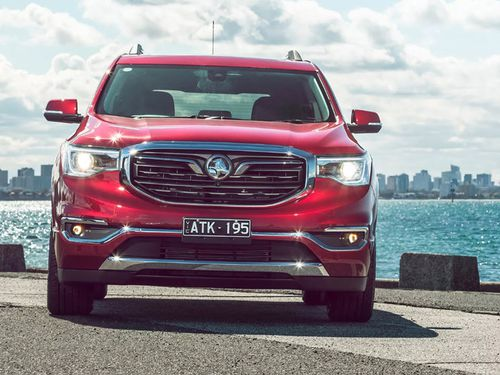 Seven-seat large SUV Holden Acadia finally arrives Down Under