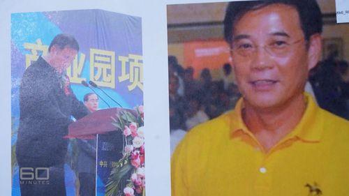 President Xi Jinping's cousin, Ming Chai.